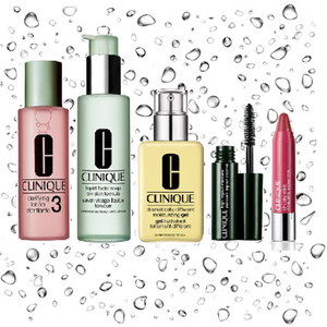 Clinique 3-Step Bundle Type 3 (Worth £78.00)
