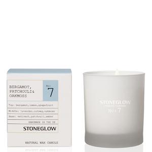 Stoneglow Modern Apothecary No. 7 Tumbler - Bergamot, Patchouli and Oakmoss
