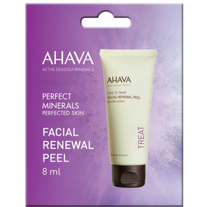 AHAVA Facial Renewal Peel - Single Sachet