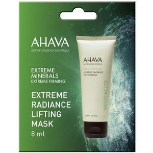 AHAVA Extreme Radiance Lifting Mask - Single Sachet