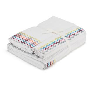 Sorema Zig-Zag 3 Piece Towel Bale