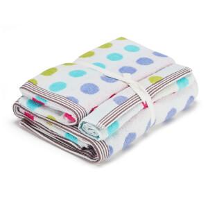 Sorema Dot 3 Piece Towel Bale