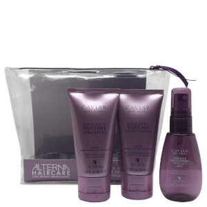 Alterna Overnight Hair Rescue Packette Free Gift