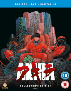 Akira (30th Anniversary Edition) Triple Play Edition