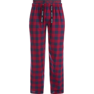 Tokyo Laundry Men's Cliffords Flannel Lounge Pants - Rumba Red