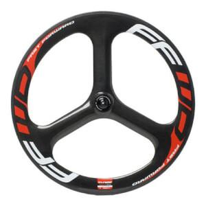 Fast Forward 3 Spoke Rear Track Wheel - Tubular