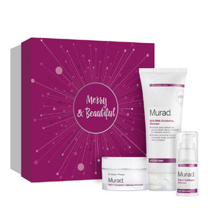 MURAD MERRY AND BEAUTIFUL AGE REFORM GIFT SET