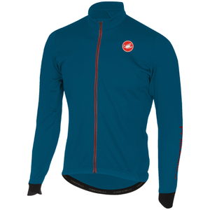 Castelli Puro 2 Long Sleeve Jersey - Blue