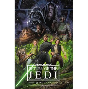 Star Wars: Episode VI: Return of the Jedi Hardcover Graphic Novel