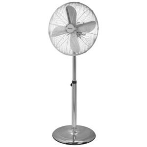Pifco P40002 16 Inch Chrome Stand Fan