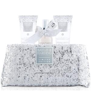 Baylis & Harding Jojoba, Silk & Almond Oil Clutch Bag Gift Set