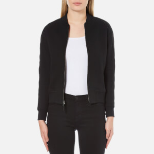 Polo Ralph Lauren Women's Bomber Jacket Blazer - Polo Black
