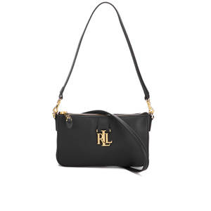 Lauren Ralph Lauren Women's Pam Mini Shoulder Bag - Black