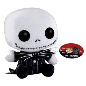 The Nightmare Before Christmas Jack Regular Pop! Plush