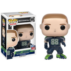 NFL Jimmy Graham Wave 3 Pop! Vinyl Figure