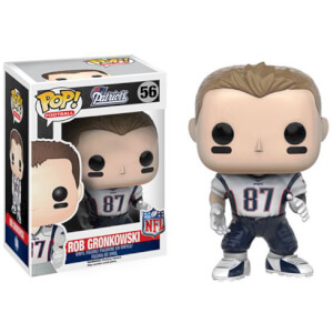 NFL Rob Gronkowski Wave 3 Pop! Vinyl Figure