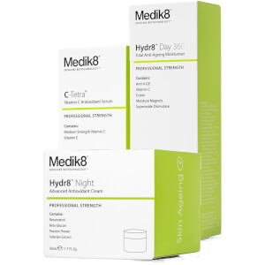 Medik8 Hydr8 + C Tetra Pack