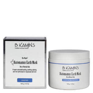 B Kamins Diatomamus Earth Face Mask - Dry to Normal Skin