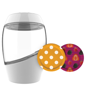 Mortier Pilon Mason Jar 500ml