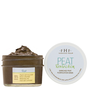 FarmHouse Fresh Peat Perfection Facial Mask