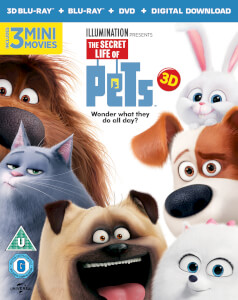 The Secret Life Of Pets 4K Ultra HD