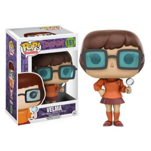 Scooby-Doo Velma Pop! Vinyl Figure