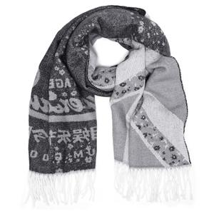 Superdry Women's Kaya Blanket Scarf - Grey