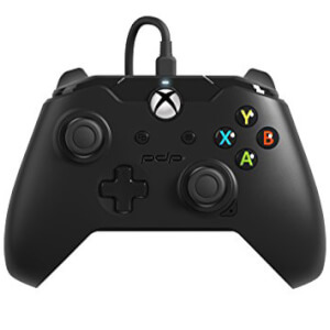 PDP Black Wired Controller Xbox One