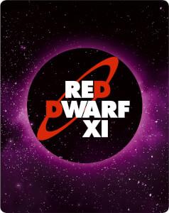 Red Dwarf - Series XI Steelbook