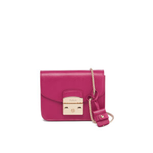Furla Women's Metropolis Mini Cross Body Bag - Lampone 16W