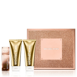 Michael Kors Rose Gold Eau de Parfum 50ml, Body Lotion and Body Wash Collection