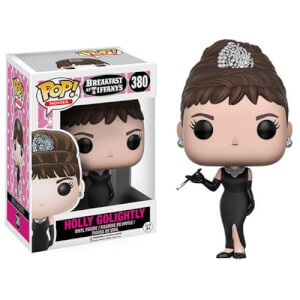 Breakfast at Tiffany's Holly Pop! Vinyl Figure
