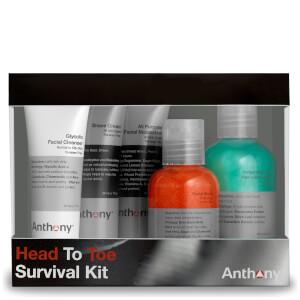 Anthony Head to Toe Survival Kit
