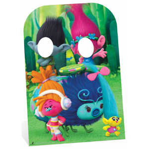 Trolls Stand-In Can't Stop the Feeling Left Cutout