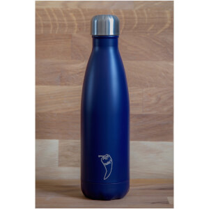 Chilly's Bottles 500ml - Matte Blue