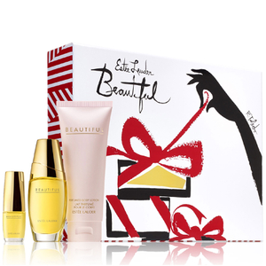 Estée Lauder Beautiful to Go Three Piece Gift Set