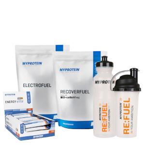 Myprotein Raceday Endurance Bundle