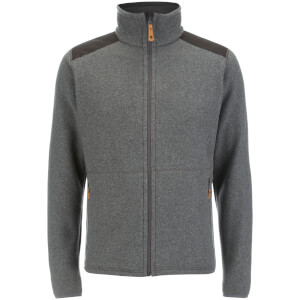 Fjallraven Men's Sten Fleece - Dark Grey
