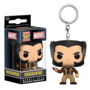 X-Men Wolverine Pocket Pop! Key Chain