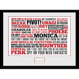 Friends Quotes Framed Photographic - 16