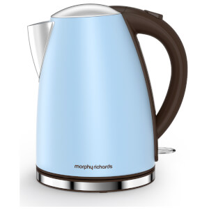 Morphy Richards 103002 1.5L Accents Jug Kettle - Azure