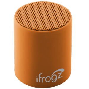 iFrogz Code Pop Bluetooth Speaker - Orange Cream