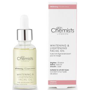 skinChemists London Whitening and Lightening Nourishing Facial Oil 30ml