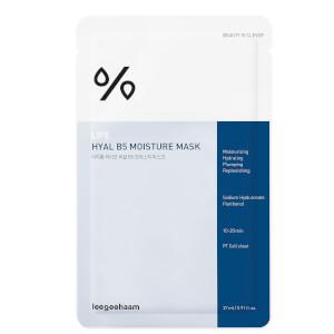 Leegeehaam Life Hyal B5 Moisture Mask - 1 Pack