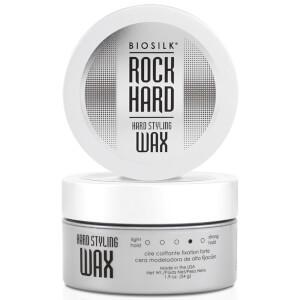 BIOSILK Rock Hard Styling Wax 50ml