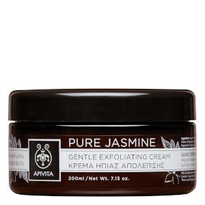 APIVITA Pure Jasmine Gentle Exfoliating Cream 200ml