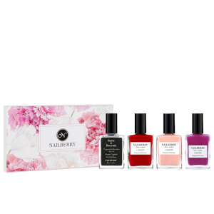 Nailberry Colour Your Nails Healthy Gift Set - Exclusive (Worth £60.50)