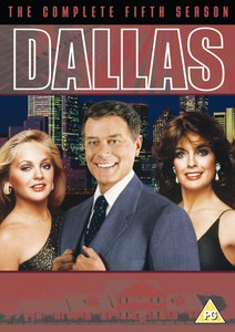 Dallas - The Complete 5th Season