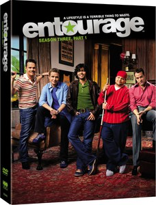 Entourage - Seizoen 3 Part 1