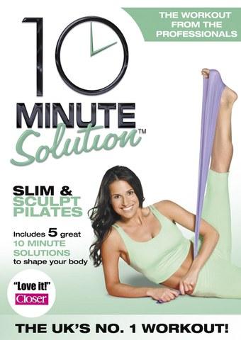 10 Minute Solution Slim and Sculpt Pilates